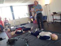 Reanimatie en AED van volwassen en kinderen