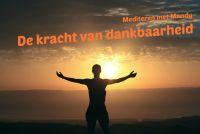Meditatiebijeenkomst - thema: Dankbaarheid